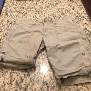 Aventura Organic Adjustable Length Shorts
